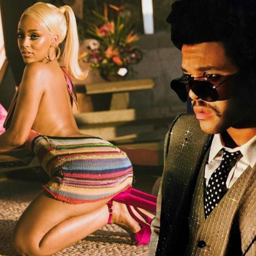 Listen To Doja Cat & The Weeknd's 'In Your Eyes' Remix Here