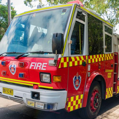 Blacktown Woman Suffers Critical Burns After Running Back Into Burning House To Save Her Dog