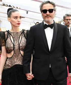 Joaquin Phoenix And Fiancee Rooney Mara Are Expecting Their First Child Together