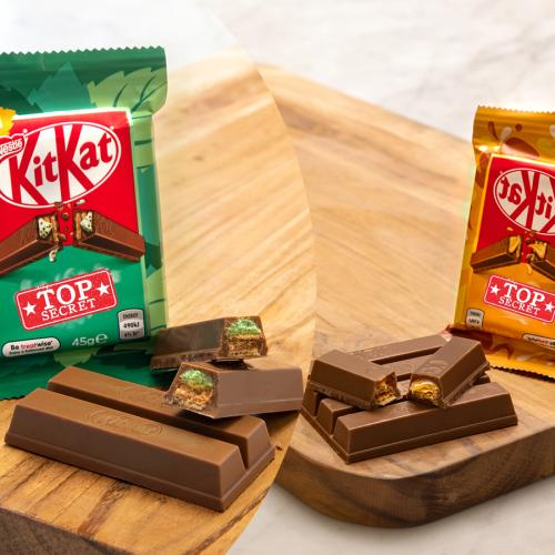 KitKat Has Released Two New Yummy Looking Flavours So Comfort Eat In Delicious Peace