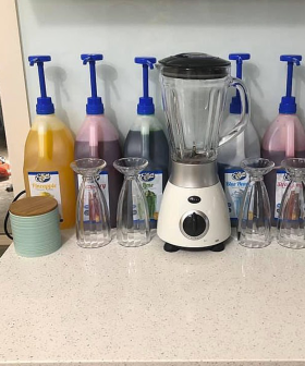 Aussie's Are Turning Their Kitchens Into Milkshake Stations & Omg, Why Didn't I Think Of That?