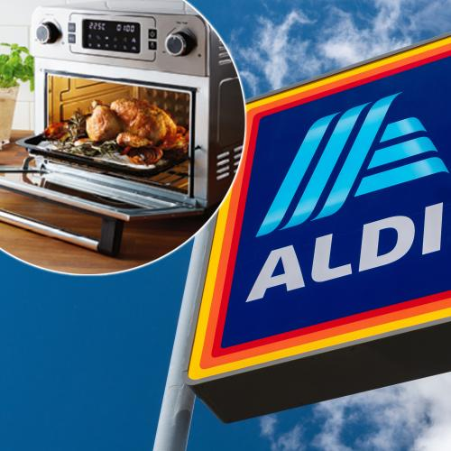 PSA: 23L Air Fryer Oven Is Hitting ALDI Stores This Week