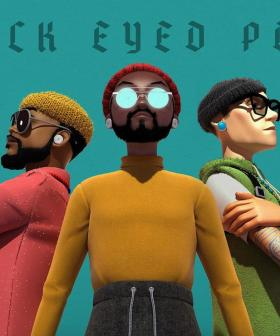 The Black Eyed Peas Are Dropping Their New Album Today!
