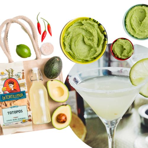 You Can Now Order DIY Margarita + Guac Packs To Turn Any Social Gathering Into A Fiesta!