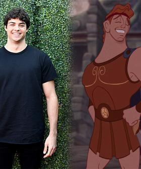 Do We Hate Or Love The Idea Of Noah Centineo Playing Hercules In The Live Action Remake?