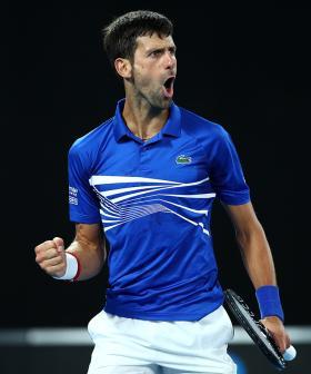 Novak Djokovic Tests Positive For Coronavirus Following Charity Tennis Tournament