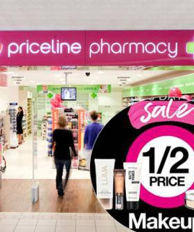 Priceline Is Doing A HUGE Half Price Sale On Makeup and Face Masks STARTING TODAY
