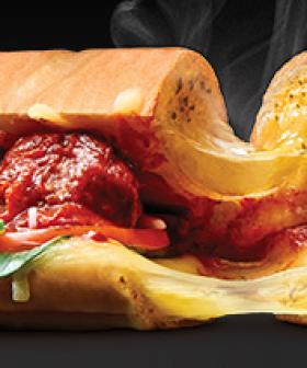 Are You Guys Aware Subway's Been Doing Cheesy Garlic Bread Subs Again??!!