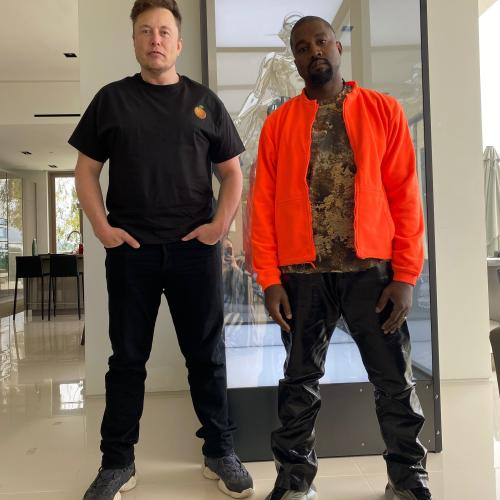Elon Musk Has Done A 'Take Backsies' On His Support For Kanye's Presidential Dreams