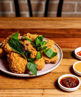 World's First Pho-Brined Fried Chicken Launching Friday At Hello Auntie!