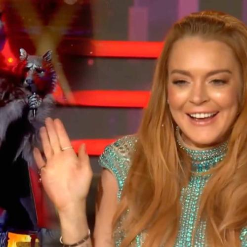 Get Excited: Lindsay Lohan May Be Back For Masked Singer 2021!