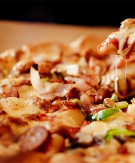 Pizza Hut Is Giving Away 50,000 Free Pizzas To Celebrate Their Big 5-0