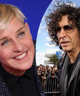 Howard Stern Tells Ellen DeGeneres To 'Just Be A Prick' Amidst Allegations
