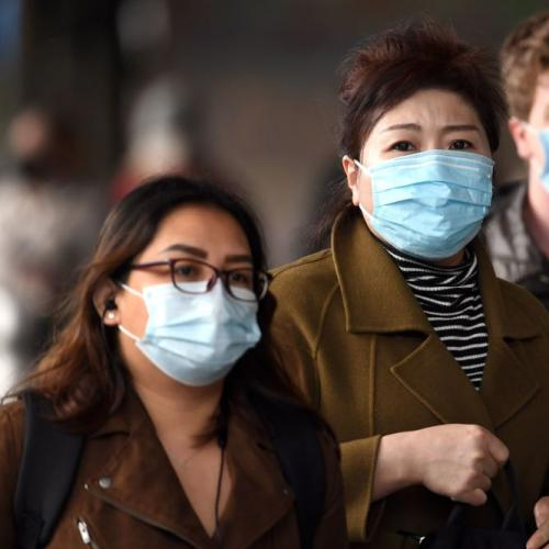 NSW 'Strongly Advised' To Wear Face Masks When Catching Public Transport
