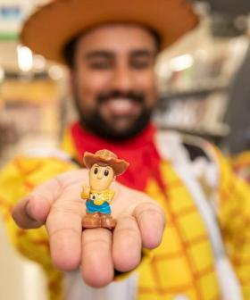 Woolworths Are Releasing Disney-Themed Ooshies