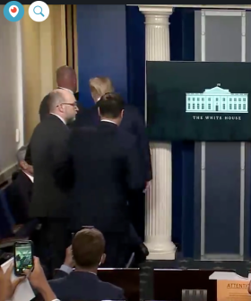BREAKING: Trump 'Rushed' Off Stage By Secret Service Mid-Speech