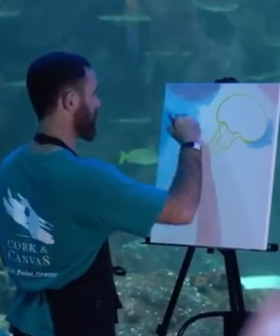 The Aquarium Is Doing Bottomless Paint & Sip Classes So We Can Get Drunk With The Fishies