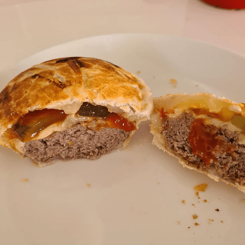Got A Pie Maker At Home? Here's How To Make Cheeseburger Pies For The Weekend