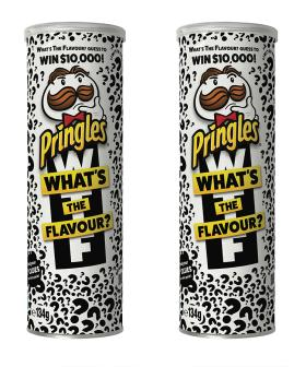 WTF? Pringles Has Revealed Their 2020 'What's That Flavour' Mystery Chip!