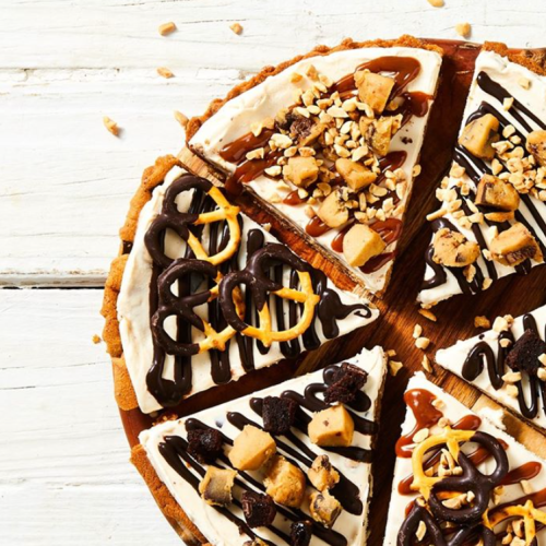 Ben And Jerry's Has Released An Ice Cream Pizza And We're Drooling