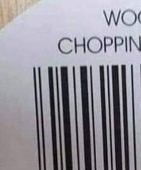 Woman Left Really Confused By The Instructions Left On Her New Chopping Board