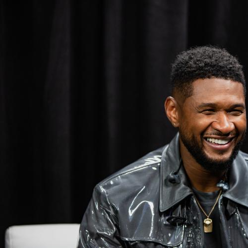Usher Previews 'Immersive' 2021 Las Vegas Residency & Upcoming Album at 2020 iHeartRadio Music Festival