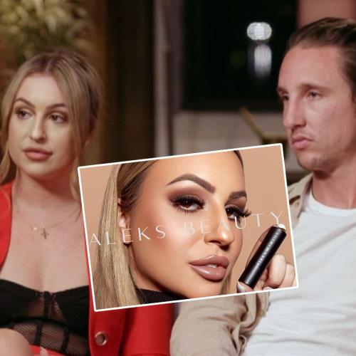 MAFS Aleks Markovic Launches Her Own Beauty Line!
