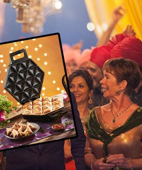 Time To Host A Bollywood Night Because Aldi's Selling Samosa & Roti Makers On Special Buys!