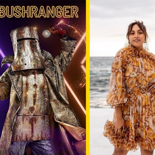 Do You Reckon 'Bushranger' Is Jess Mauboy? I do.