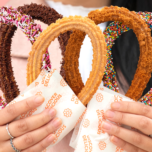 San Churro Are Slinging 20,000 Churro Loops For Free This Week