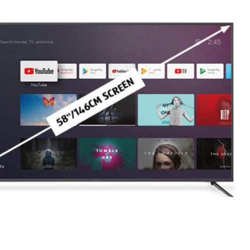 "Aldi Will Be Flogging A 58"" 4K TV & Sound Bar For Special Buys!"