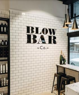 Blow Bar Co Is Offering $5 Wash & Blows All Week Next Week!