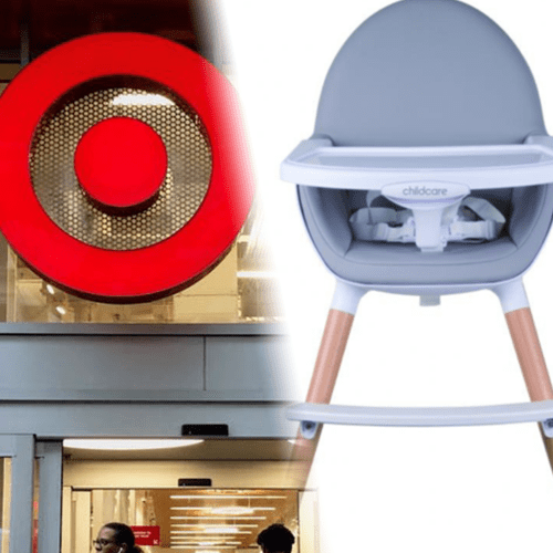 Popular Baby Chairs Sold At Target And Big W Recalled Over Fears They Could Collapse