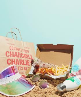 Chargrill Charlie's Heads Back To The 80s With Old School Merch, Music AND PRICES!