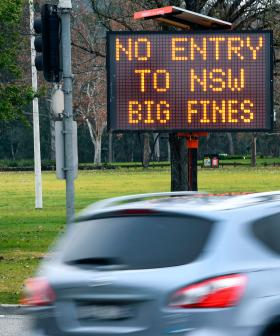 NSW Opens Border To Victoria After A Three Month Closure