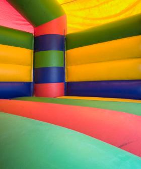 Children Injured After Jumping Castle Blows Away In NSW