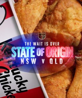 You Can Get Free Delivery On KFC During State Of Origin Games