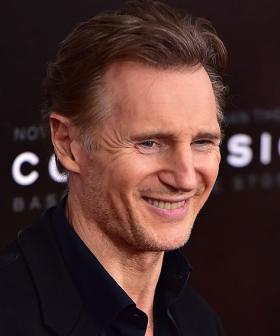 Liam Neeson Is Currently Hotel Quarantining In Sydney
