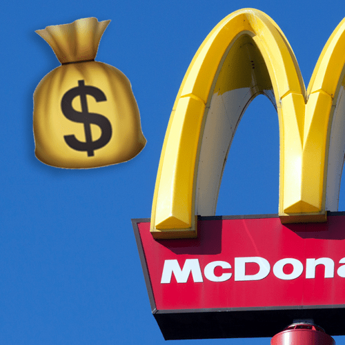 BREAK THE DIET: McDonald's Is Handing Out $3.1million In Cash During December