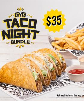 You Can Get Giant Taco Night Bundles From Guzman Y Gomez As Of TODAY!