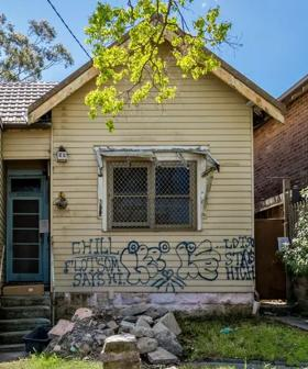 Would You Buy This Derelict Sydney House For $1.9 Million?