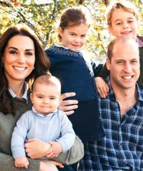 The Cambridge Family Christmas Card Will Put A Huge Smile On Your Face
