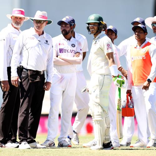 Six Aussie's Forcefully Booted From SCG For Racist Remarks Towards Indian Players