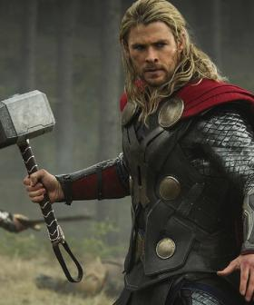 The Newest Thor Is Currently Filming In Centennial Park... So If You Feel Like Doing A Walk By...