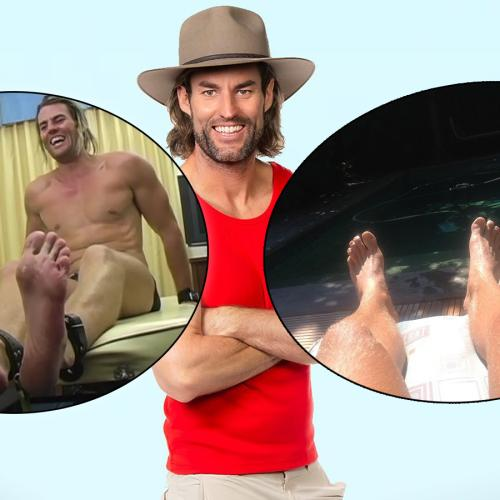 Comedian Ash Williams Admitted To Selling 'Feet Pics' Online For Cash
