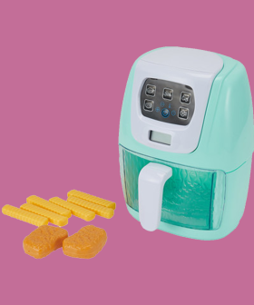 Kmart Now Has Toy Air Fryers So The Kids Can Get Addicted Too