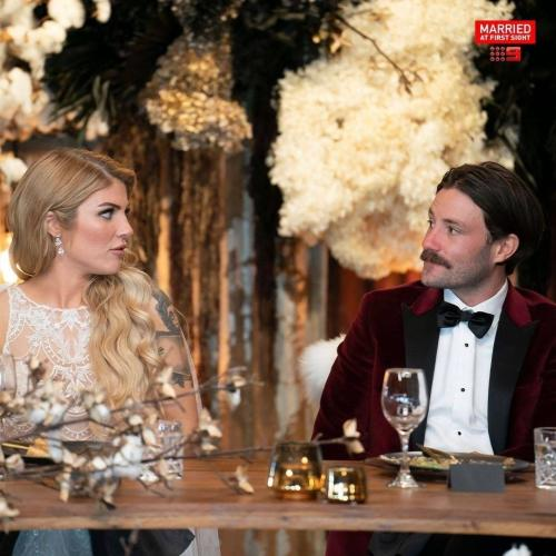 All Signs Lead To MAFS' Booka & Brett Not Making It, So Love Is NOT Real Everyone