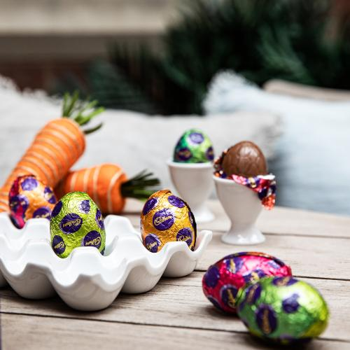 Cadbury's Easter Chokkies Are Officially On the Shelves!