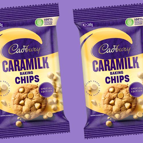 Cadbury Released Caramilk Baking Chips So You Can Martha Stewart Your Own Caramilk Treats!