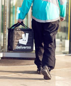 Deliveroo Is Doing $1 Delivery For The Month Of March!